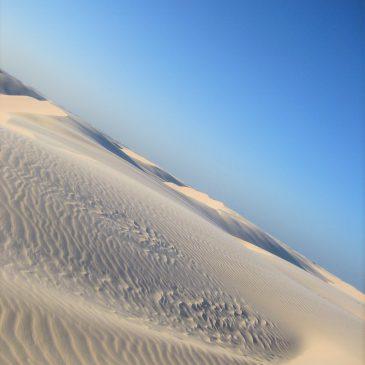 Brasile deserto bianco del Maranhão