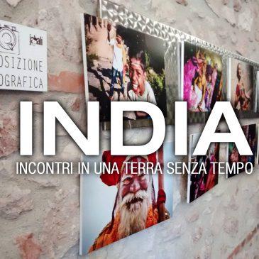 """Mostra fotografica """"INDIA: incontri in una terra senza tempo"""""""